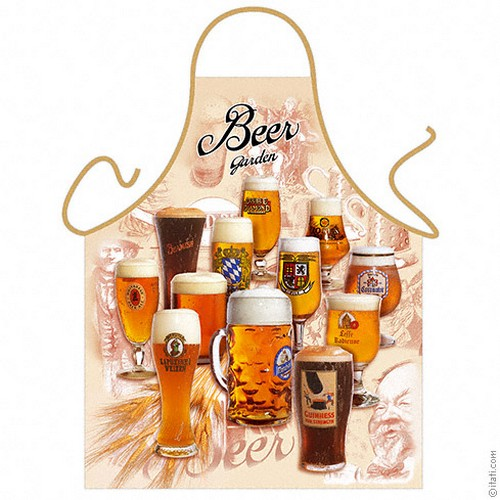 Beer Novelty Apron