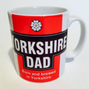 Yorkshire Dad Ceramic Mug